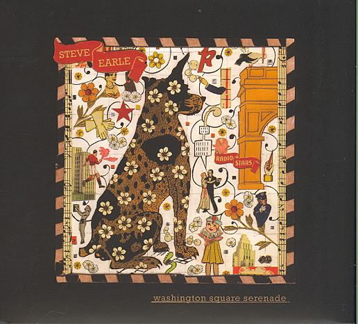 WASHINGTON SQUARE SERENADE BY EARLE,STEVE (CD)